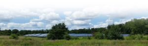 OmEnergia. Foto placas solares