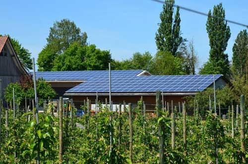 OmEnergia. Energía Solar